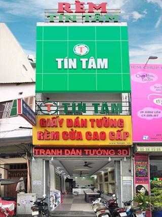 địa chỉ bán giấy dán tuờng tphcm
