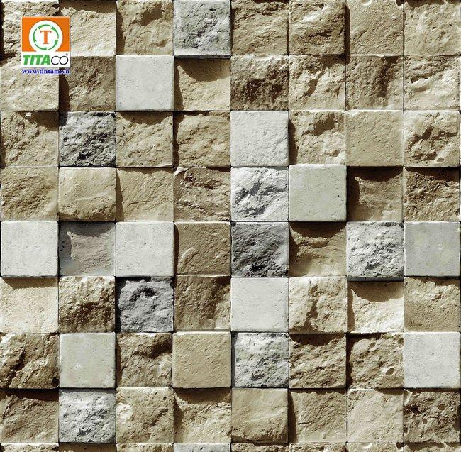 giấy dán tường giả đá 3d giá rẻ tại tphcm 81548-5