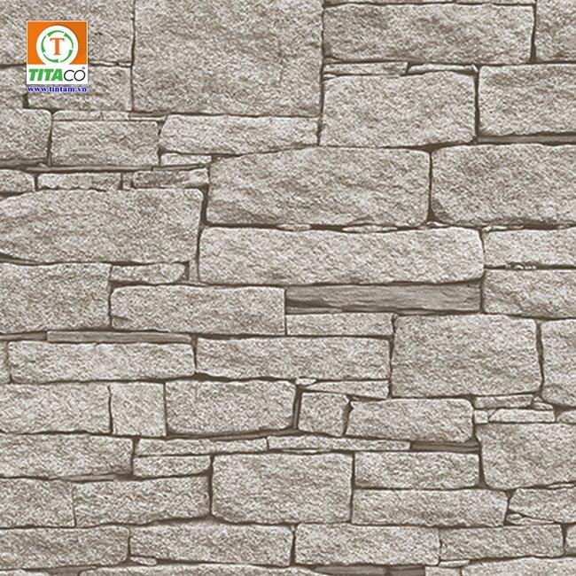 giấy dán tường giả đá 3d giá rẻ tại tphcm 8458-9