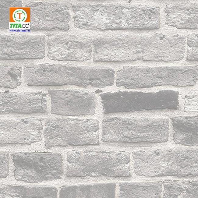 giấy dán tường giả đá 3d giá rẻ tại tphcm 8458-1