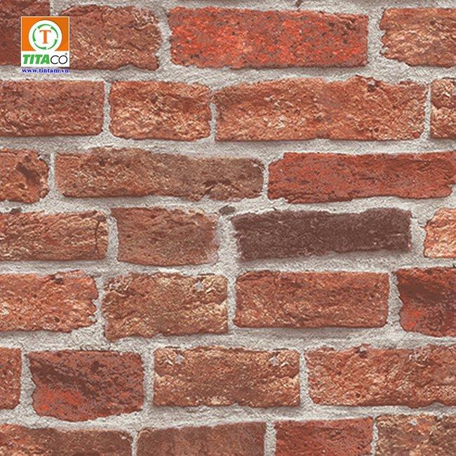 giấy dán tường giả đá 3d giá rẻ tại tphcm 84987-5