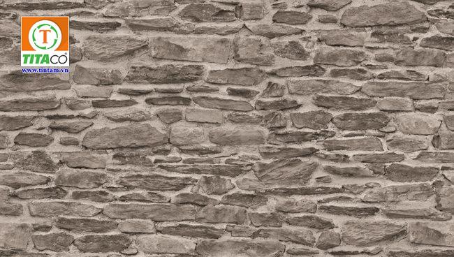 giấy dán tường giả đá 3d giá rẻ tại tphcm 84875-4