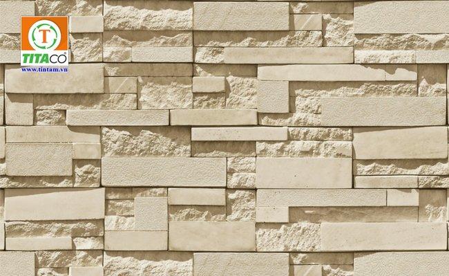 giấy dán tường giả đá 3d giá rẻ tại tphcm 8458-5