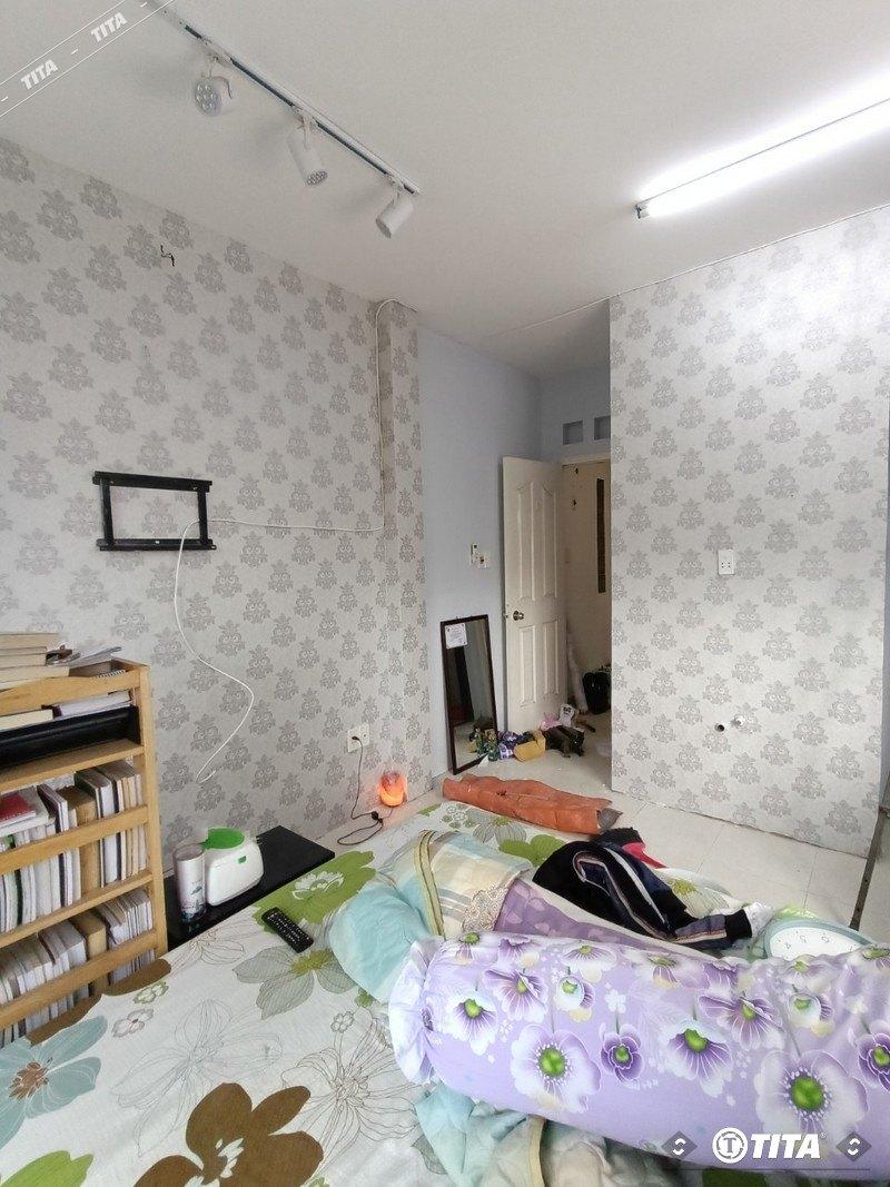 trang trí giấy dán tường phòng ngủ đẹp 2022-25