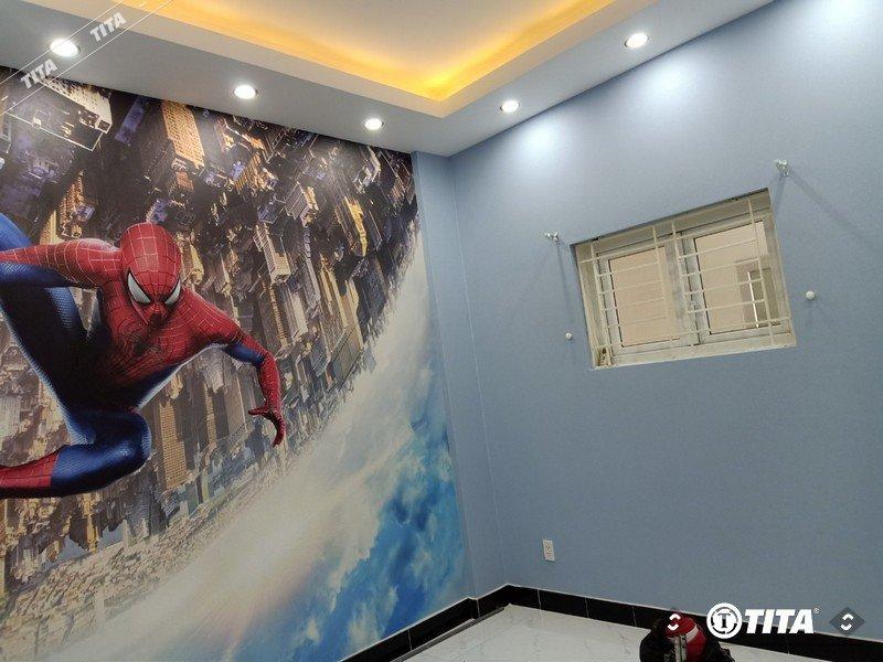 tranh dán tường 3d phòng bé T2165-5