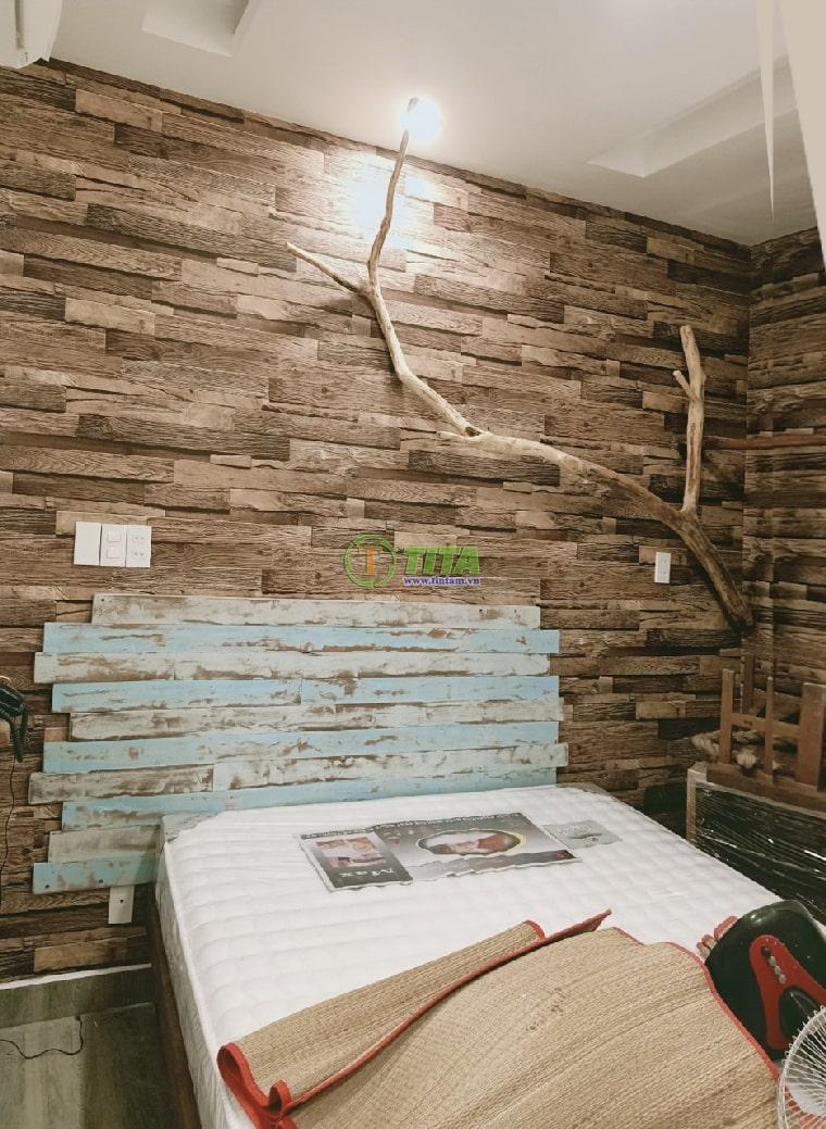 thi công dán giấy dán tường phòng ngủ đẹp tphcm 224-1