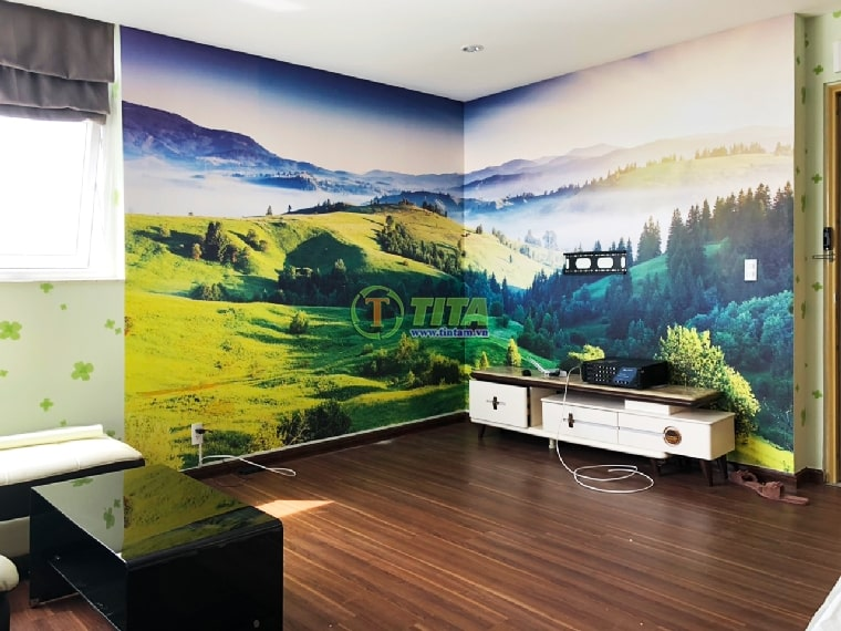 tranh dán tường phòng ngủ đẹp 3d tại tphcm 63214-124