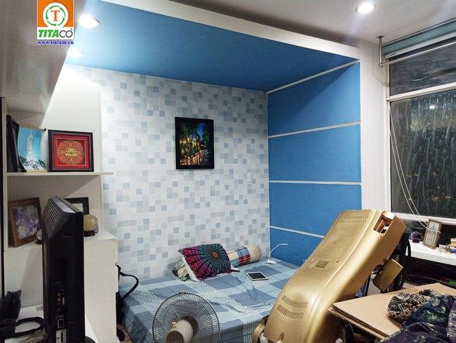 dán giấy dán tường phòng ngủ cho bé trẻ em 6321-5