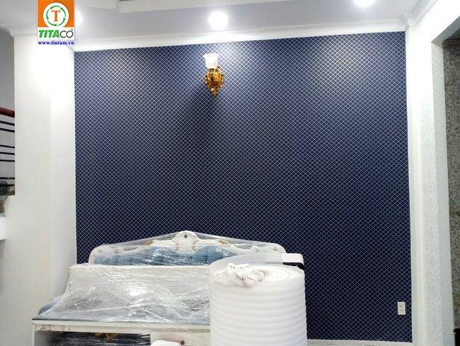 thi công dán giấy dán tường phòng ngủ đẹp tphcm 23254-1