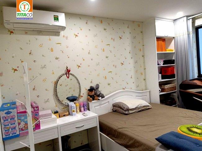 dán giấy dán tường phòng ngủ cho bé trẻ em 6315-4