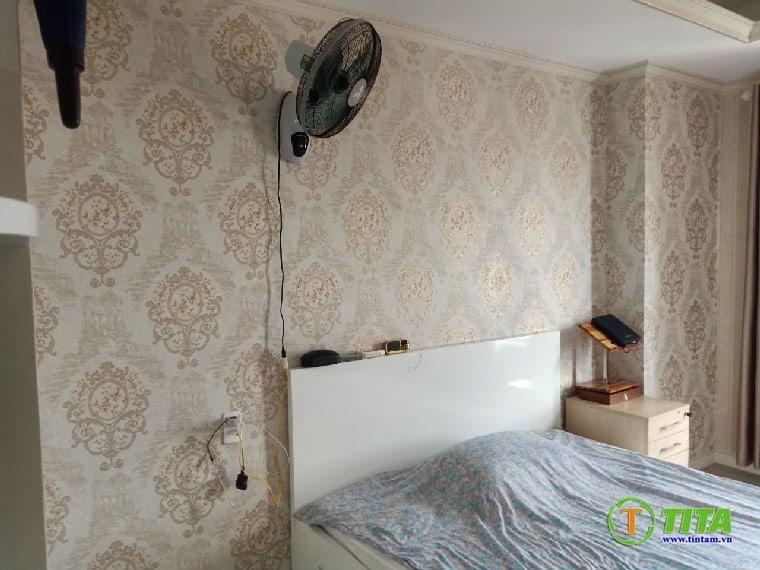 trang trí giấy dán tường phòng ngủ đẹp 2022-19