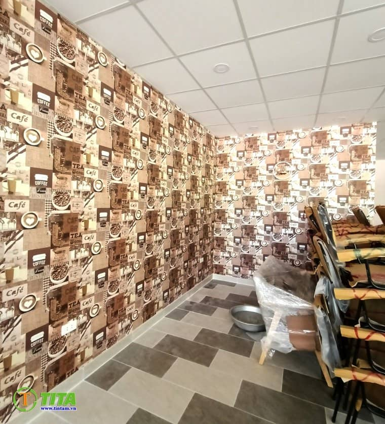 giấy dán tường 3d giả đá sài gòn 5254-5
